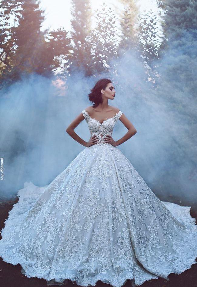 Dress: Toumajean CouturePhoto: Said Mhamad Photography