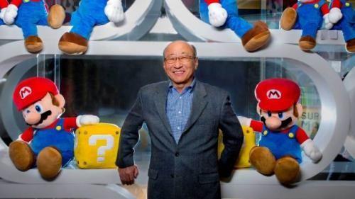 Videogiochi: #Tatsumi #Kimishima #parla del supporto per la VR su Nintendo Switch (link: http://ift.tt/2kZ6ePz )