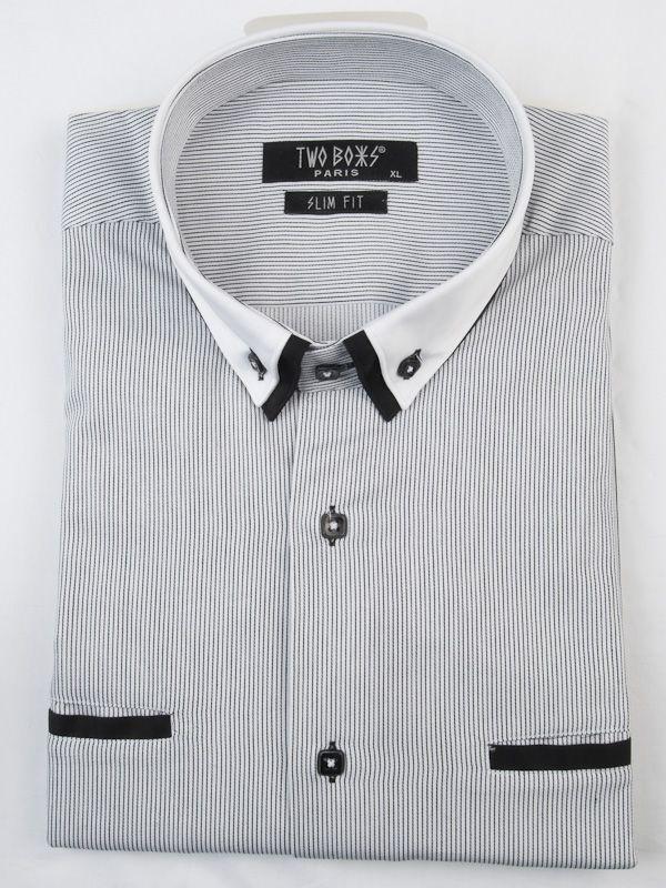 0002602 T& B Shirt-White