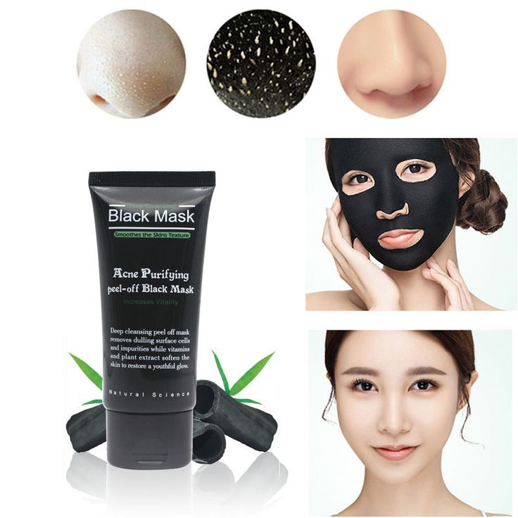 Face Mask Blackhead Remover Deep Cleansing Purifying Peel