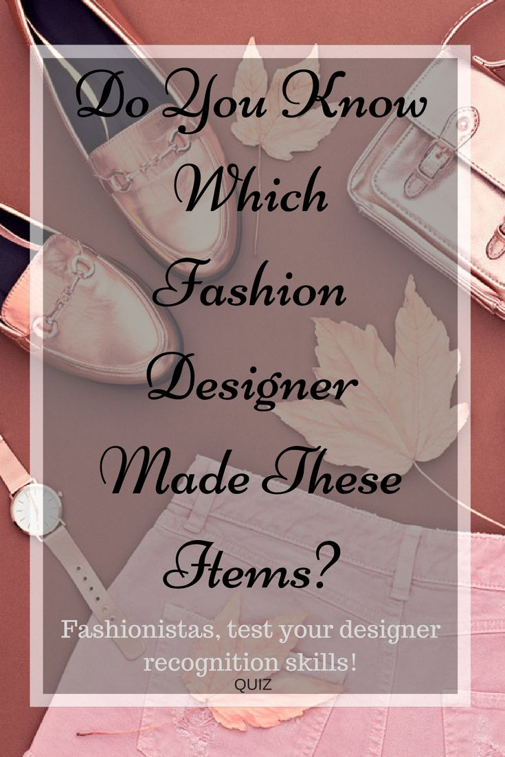 Should You Become a Fashion Designer - The Balance Careers 4