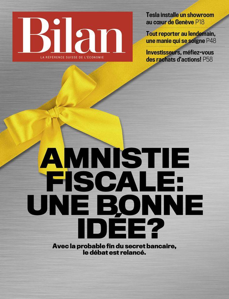 Amnistie fiscale: une bonne idée? Avec la probable fin du secret bancaire, le débat est relancé.