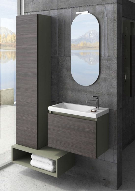 space 60cm space 09 : Έπιπλα μπάνιου Novebagno