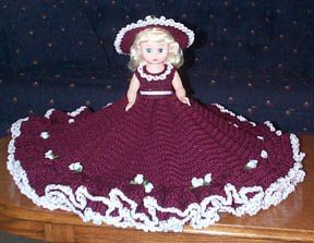 21 Best Images About Crochet Bed Pillow Doll And Air