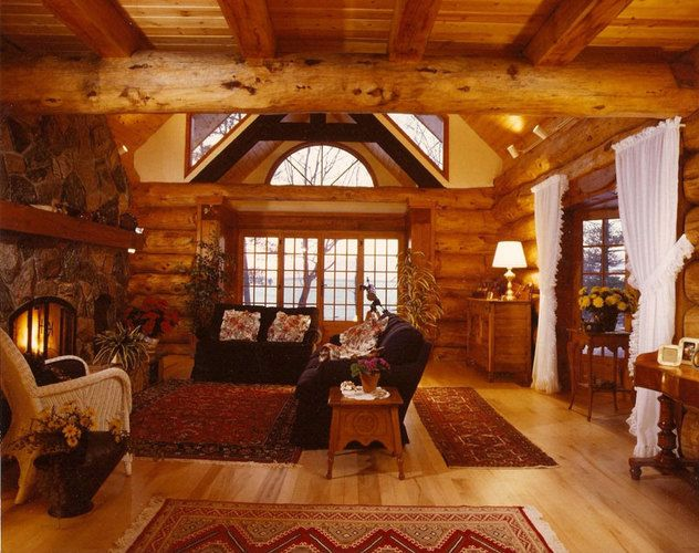 27 best images about log cabin home interior design ideas for How much would it cost to build a cabin