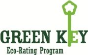 Green Key Global - Green Key Eco-Rating Program, is a graduated rating system designed to recognize hotels, motels and resorts that are committed to improving their environmental and fiscal performance. Lodging facilities are awarded a rating from 1 to 5 Keys, 5 Keys being the highest attainable. 50 Hotels in North America currently have 5 Keys, including the Four Seasons Hotel Vancouver and The Parkside Hotel & Spa in Victoria, BC.