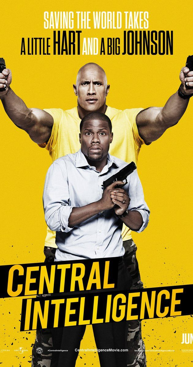 Directed by Rawson Marshall Thurber.  With Dwayne Johnson, Kevin Hart, Danielle Nicolet, Amy Ryan. After he reunites with an old school pal through Facebook, a mild-mannered accountant is lured into the world of international espionage.