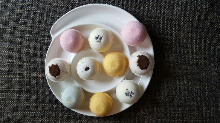 #Bathbomb Coffe, Orange, Lavander, Chocolate, Strawberry, Mandel