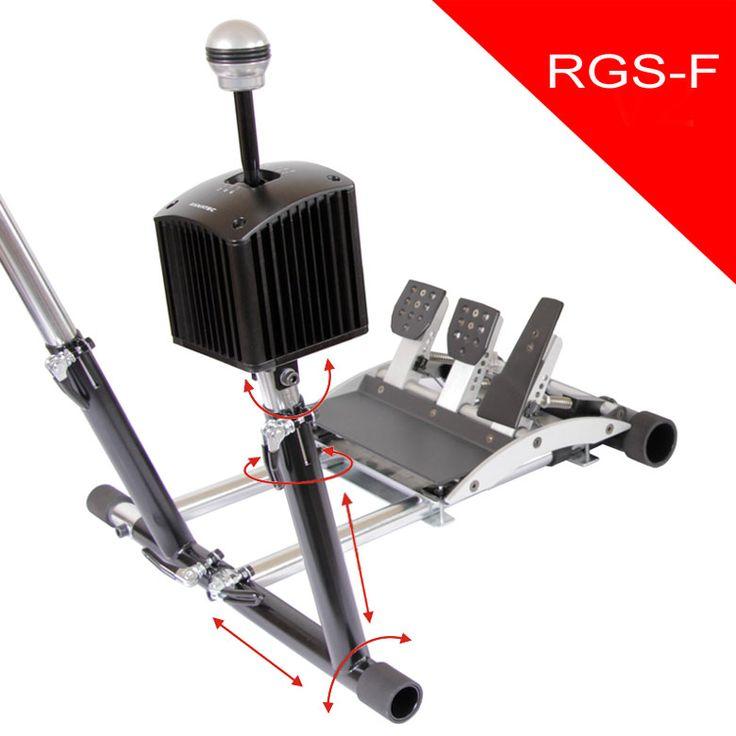 Wheel Stand Pro RGS-F Module upgrade - Product - Wheelstandpro