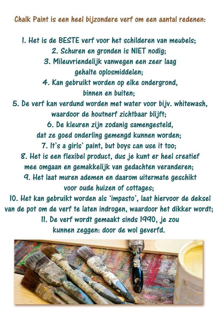 Krijtverf van Annie Sloan Verkrijgbaar bij De Retro Schuur Heesakkerstraat 74 in Overpelt Tel.: 0496-488.191. Of check onze facebookpagina !