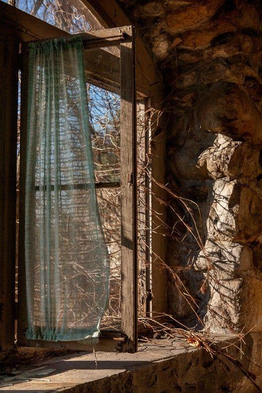 Abandoned in Millbrook, NY.