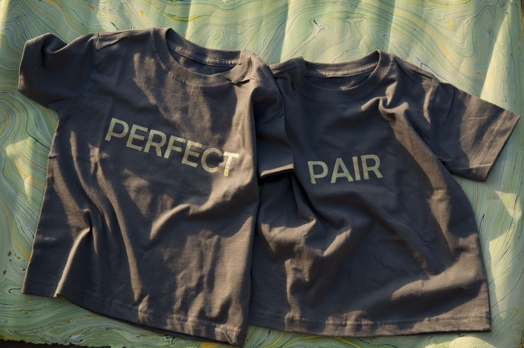 super soft cotton tshirt set for the perfect pair in your life
