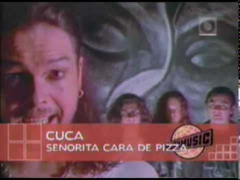 La Cuca - Cara de Pizza - YouTube