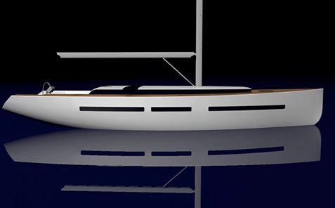 This is a #master #yacht #project made by Andrés Terraga, ex student. If you want more information about the Master do not hesitate to contact us: isad@isad.it