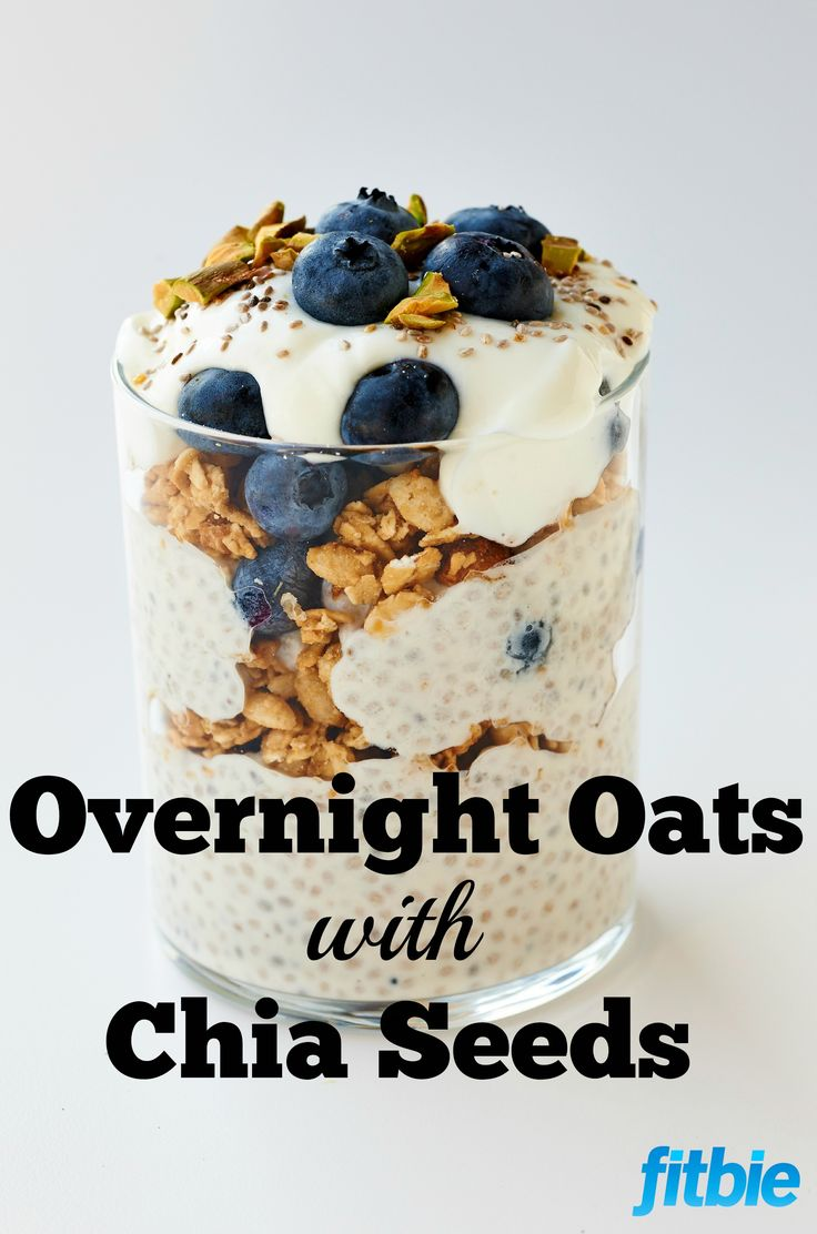 This overnight oats recipe makes for a filling breakfast perfect for hectic mornings.