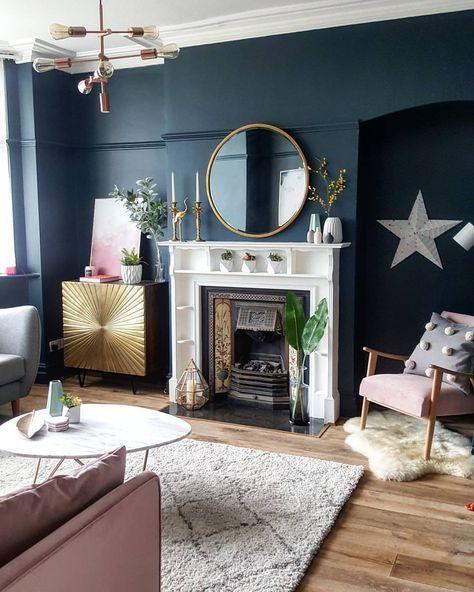 The 25+ best Edwardian house ideas on Pinterest   Living room ...