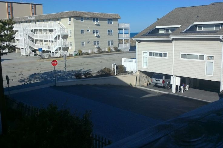 Check out this awesome listing on Airbnb: Newly renovated Ocean side Condo - Condominiums for Rent in Ocean City