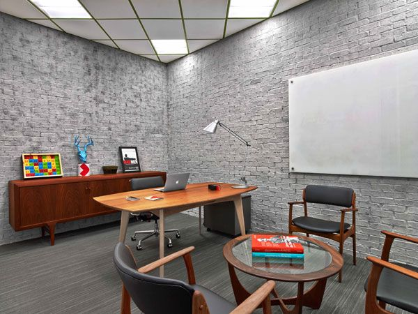 Chik-Fil-A's new incubator space: Private Office