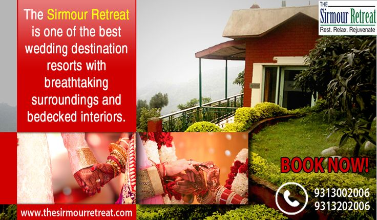 The Sirmour Retreat is one of the nearest #HilStations 🏔️ to #Delhi  and an ideal #destination for #WeddingCelebrations😊