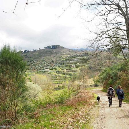 Linhares wandeling