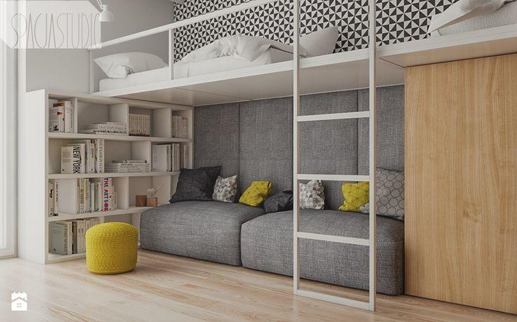Mieszkanie w Knurowie 2 - Spacja Studio - zdjęcie od Spacja Studio