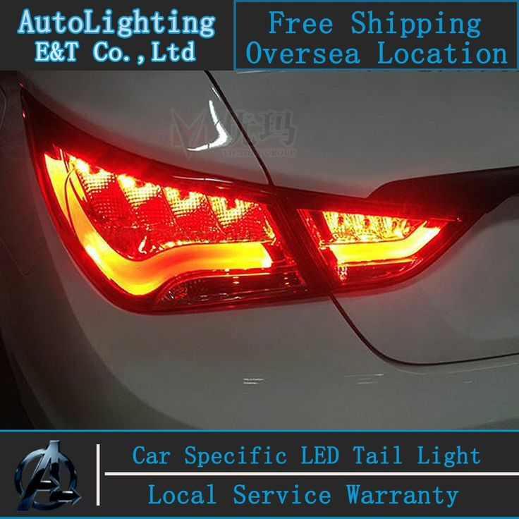 268.77$  Watch more here - http://air55.worlditems.win/all/product.php?id=32494472857 - Auto Light StyleTail Lamp for Hyundai Sonata tail lights Sonata8 Rear Lamp Automobiles drl rear lamp cover signal+brake+reverse