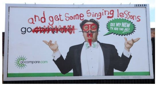 gio singing lessons gocompare defaced