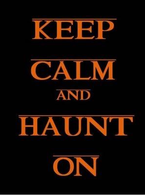 ...haunt on.