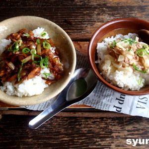 【簡単カフェごはん】こだわりのツナマヨ丼*ツナの甘辛丼 by 山本ゆりさん | レシピブログ - 料理ブログのレシピ満載!  きてくださって本当にどうもありがとうございます^^ 最近、カテゴリーに、豆腐と丼モノを増やしました。 ふーん。 ・・・・・・・・・・・・・・・・・・・・・・・・・・・・・・・・・・・・・・・・・・・...