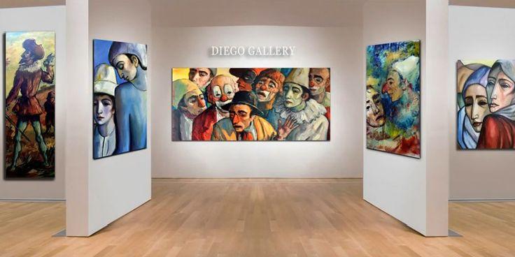 #DiegoVoci™ #Gallery at the New #Diego Voci Project Website: https://www.youtube.com/watch?v=EuNQ2yP_XOM&index=2&list=PLQ1OiZr7a94E3FL6hCAiUC1rNVu1uOle3