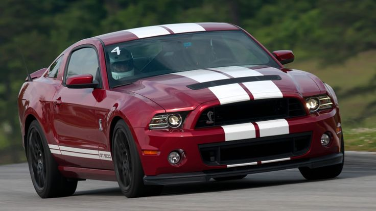 2014 Ford Mustang Shelby GT 500 | The Cobra of Performance Cars | Ford.com