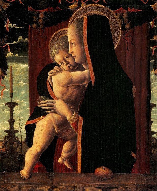 Squarcione Virgin and Child