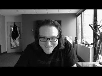 Technology Venture Capitalist Brad Feld on Singularity 1 on 1: Be Optimistic!