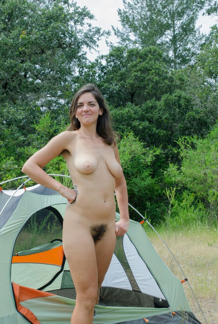 Nudist Women Camping Photos 110