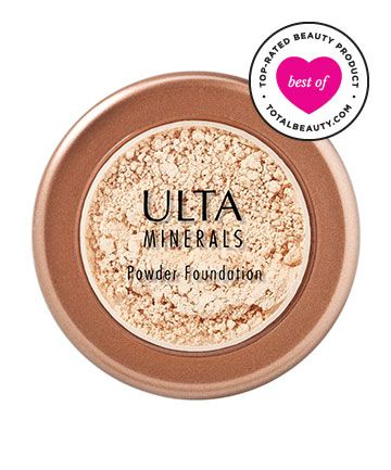 Best Drugstore Powder Foundation No. 10: Ulta Mineral Powder Foundation, $14