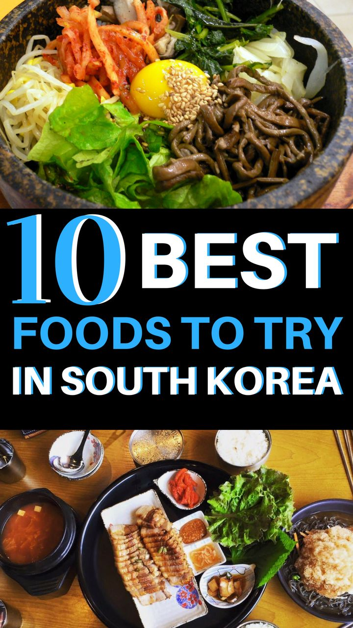 The Top 10 South Korean Foods To Try http://lindagoeseast.com/2015/08/17/korea-a-foodies-paradise/