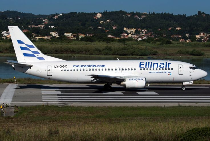 Ellinair Boeing B737-300 LY-GGC