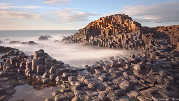The Giant's Causeway in Northern Ireland (Credit: Stephen Emerson / Alamy)