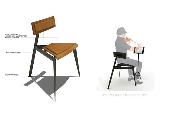 orchestra musician-chair