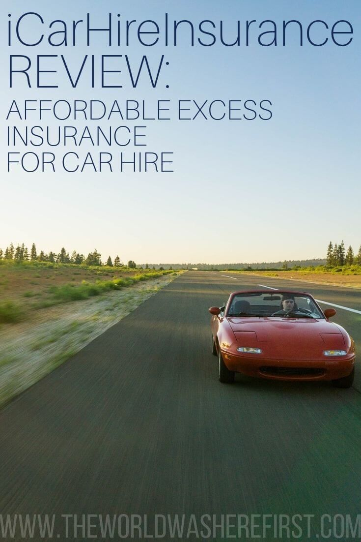 Icarhireinsurance Review Affordable Excess Insurance For Car Hire