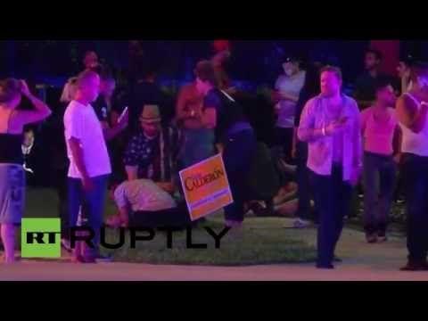 FUÉRTES IMÁGENES: La Policía evacúa a las víctimas del sangriento tiroteo en Orlando - RT
