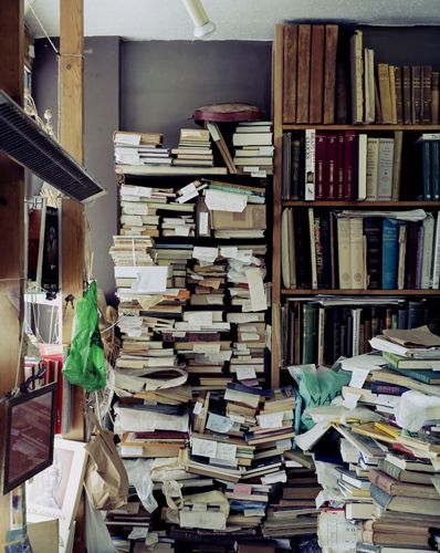 Nigel Shafran - 1 of 3 - Bookshelves [2004]