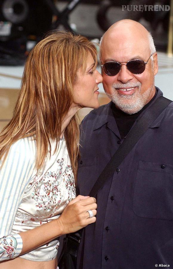 Céline Dion et René Angelil sont ensemble depuis 26 ans.