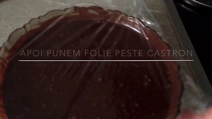 Crema de ciocolata ....rețeta de COFETARIE .  Ganaj de ciocolata ...Pas cu pas..... - YouTube