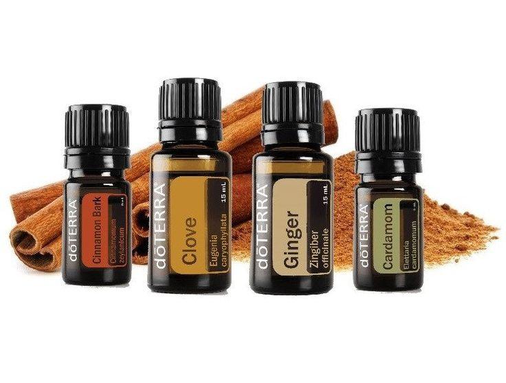 doTERRA Warm Spice Pack - Save 10%