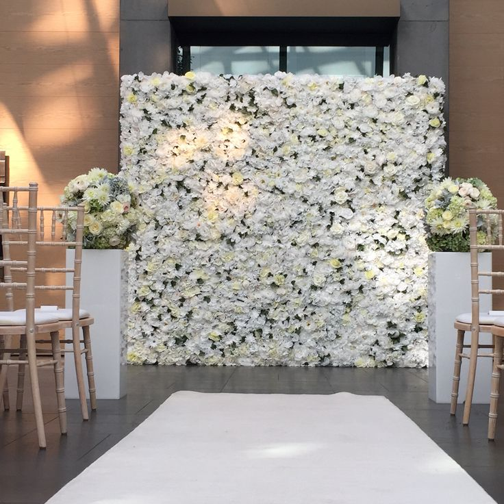 1000+ Images About Flower Wall And Flower Events On