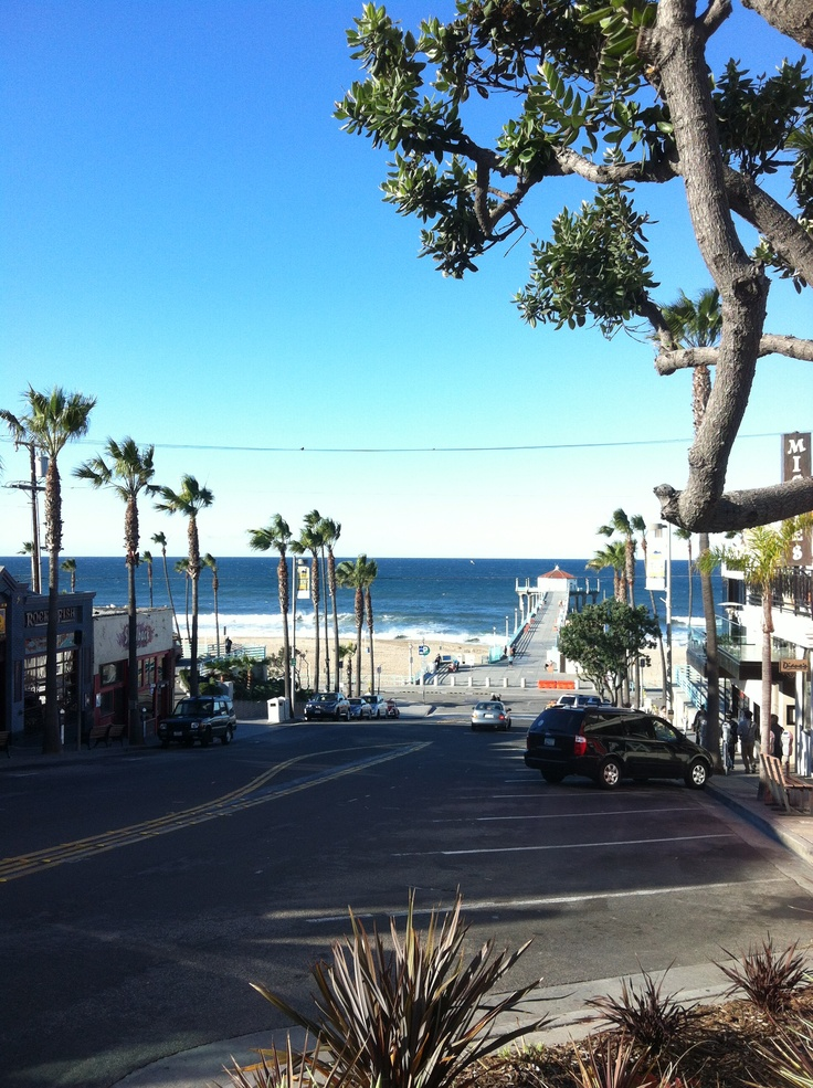 Manhattan Beach LA