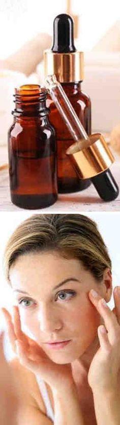 Cómo preparar en casa tu propio sérum rejuvenecedor para la piel #rejuvenecemientofacial #cara #rostro