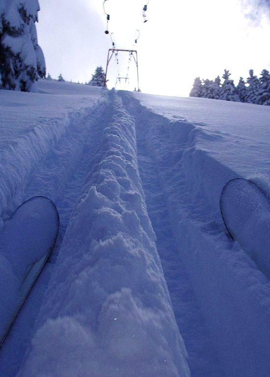 Mainalo Ski Center, Arcadia, Greece | Flickr - Photo by AlxGrn
