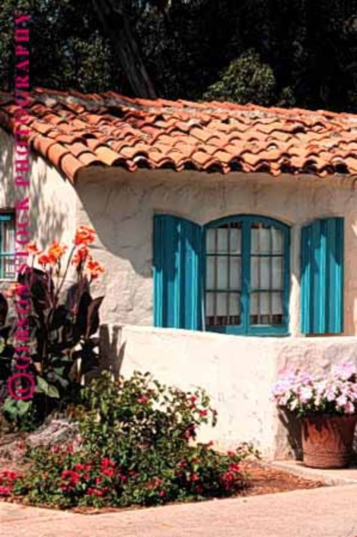 3109 best mediterranean spanish revival images on for Spanish revival exterior paint colors